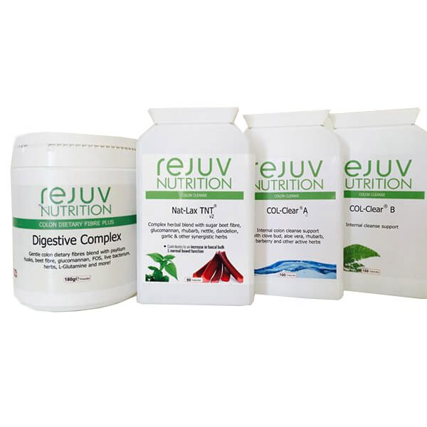 Rejuv Digestive Cleanse Pack