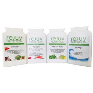 Rejuv Fat Burner Pack