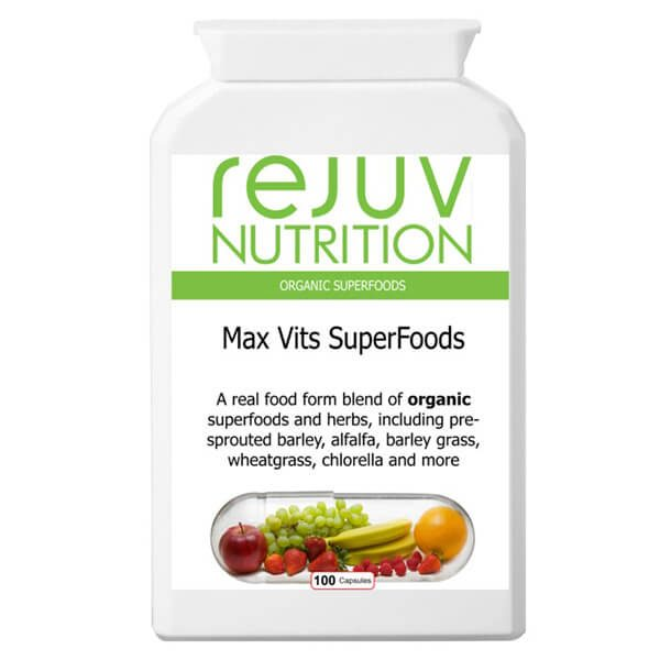 Max Vits Superfoods