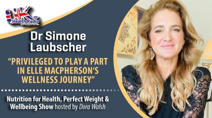 Nutrition for Health, Perfect Weight and Wellbeing Show