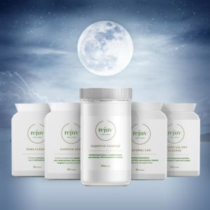Parasite Full Moon Cleanse